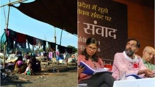 PM Modi, Rahul engaging in word war won't solve distressed farmers in Marathwada committing suicides: Yogendra Yadav