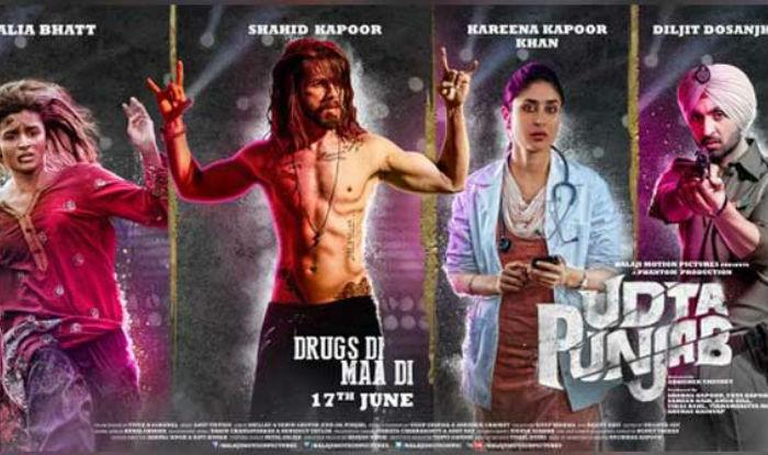 Udta Punjab set to release on Friday