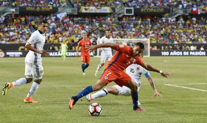 Copa America 2016: Chile down Colombia to reach tournament final