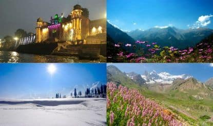 Here Are 51 Incredible Places in India Which You Should Not Miss!