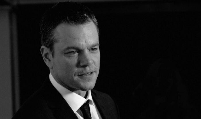 Failing is a good thing: Matt Damon