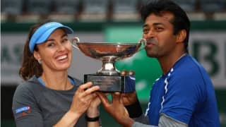 French Open 2016: Leander Paes, Martina Hingis clinch mixed doubles title