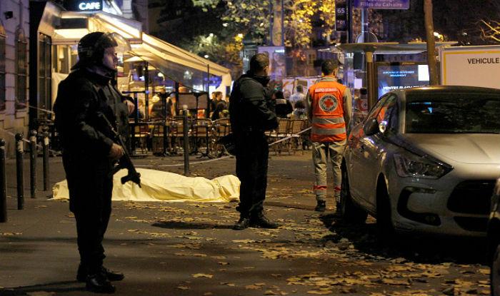 Father of Paris attacks victim sues social media companies