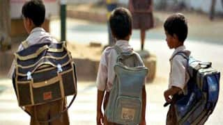 'No Bag Day' For Students in Rajasthan Schools on Saturdays, Announces State Govt