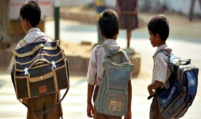 Delhi Govt Asks Schools to Implement New School Bag Policy to Reduce Burden of Students