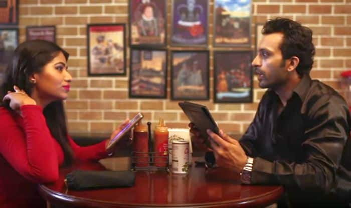What if your arranged marriage meeting turns out to be with your last night's Tinder date?!