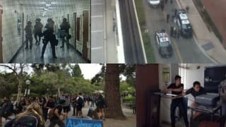 UCLA campus shooting: Mayor Eric Garcetti applauds students for extraordinary grace, expresses anger on incident