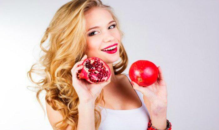 Pomegranate peel benefits