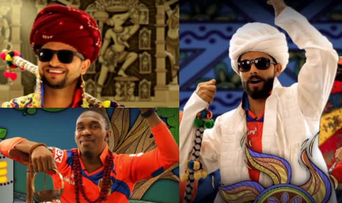 Watch Gujarat Tourism's latest ad featuring Suresh Raina, Ravindra Jadeja, Dwayne Bravo & other Gujarat Lions players
