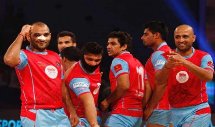 File image of Jaipur Pink Panthers.