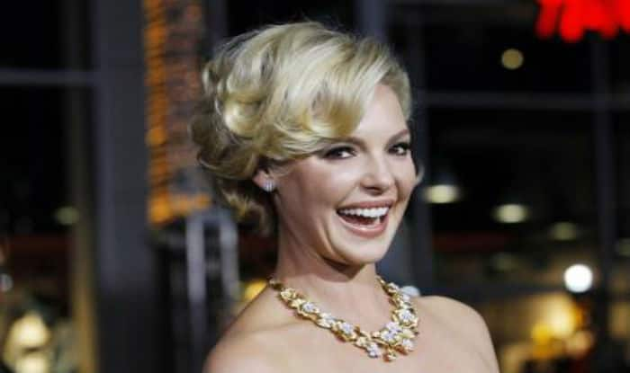 Katherine Heigl is pregnant