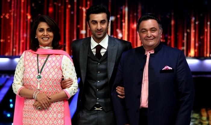 Rishi Kapoor opens up about son Ranbir Kapoor and the Kapoor khaandan!