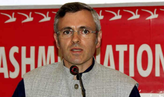 National Conference (NC) leader Omar Abdullah