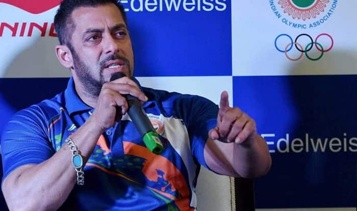 Salman Khan to be dropped as Rio Olympics 2016 goodwill ambassador after rape remark?