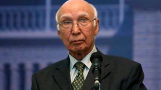 Pakistan credentials stronger than India for NSG membership: Sartaj Aziz