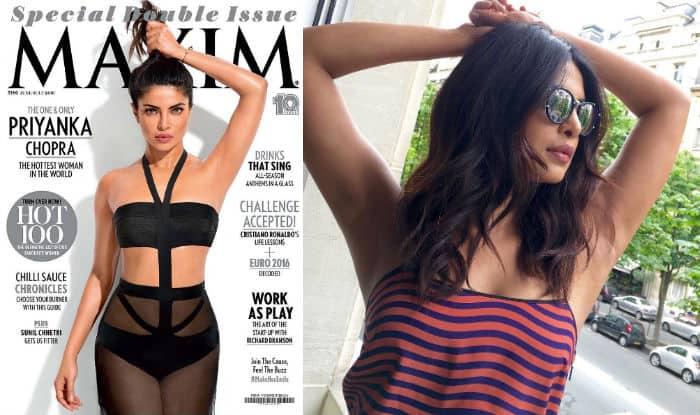 Priyanka Chopra posts pit stopping image to end trolls
