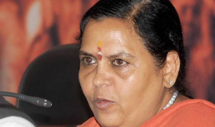 By acting swiftly, BJP has shown it'll not compromise: Uma Bharati