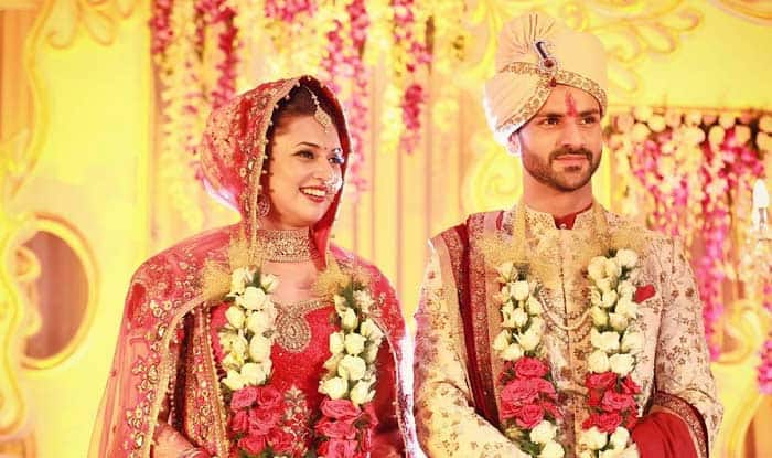 Divyanka Tripathi & Vivek Dahiya wedding: These post wedding pictures shared by the actress are simply beautiful!