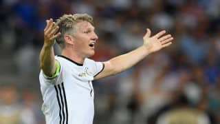 Germany captain Bastian Schweinsteiger retires from Germany duty