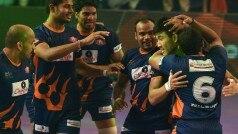 Pink Panthers beat 36-33 Warriors | Pro Kabaddi 2016 LIVE Score Jaipur Pink Panthers vs Bengal Warriors: Live Score Updates & Match Results of PKL 4, match 12
