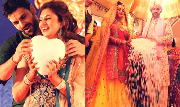 DiVek wedding trailer: Divyanka Tripathi and Vivek Dahiya share their love tale through this beautiful video