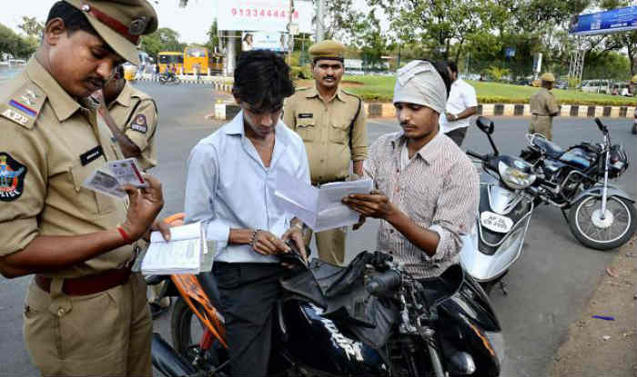 Dress Like 'Proper' Indian to Get Driving Licence
