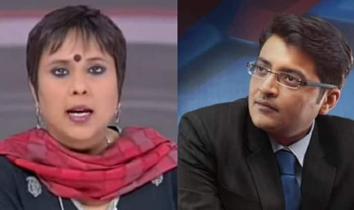 Barkha Dutt slams Arnab Goswami for trying to 'gag' journalists, calls him Narendra Modi's 'chamcha' in angry Facebook post