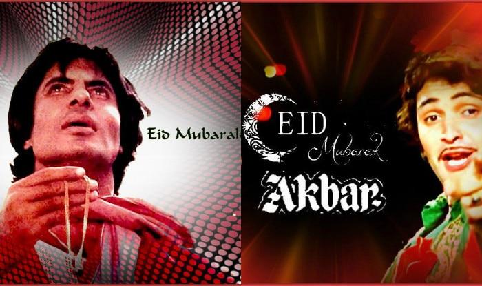 Amitabh Bachchan, Rishi Kapoor, Farhan Akhtar wish for peace, love on Eid