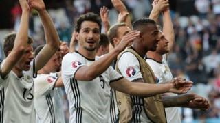 Euro Cup 2016 Germany vs Italy Quarter Final Goals & Video Highlights: Germans break major tournament duck through penalties