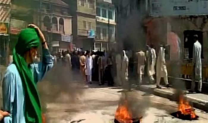 Pakistan occupied Kashmir burns as locals clash with police, allege elections rigged by Nawaz Sharif's party