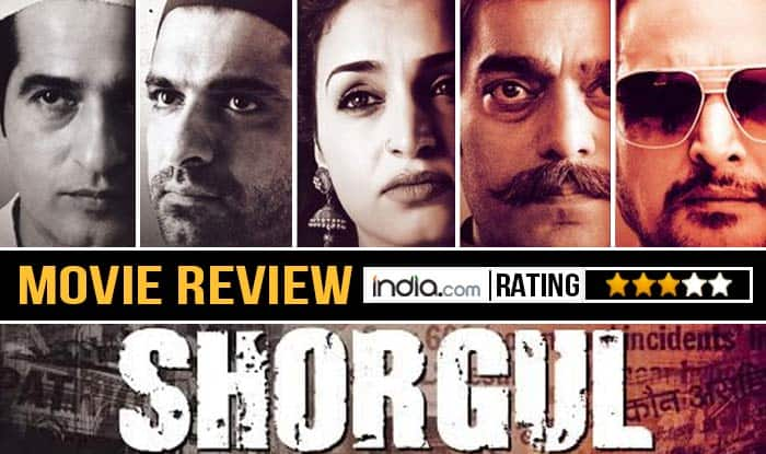 Shorgul movie review: Jimmy Shergill & Ashutosh Rana deliver a flawless performance