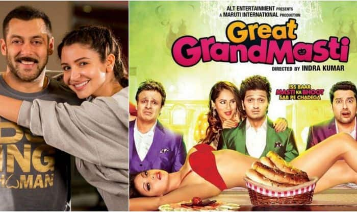 Salman Khan's Sultan makes way for Great Grand Masti in theatres, thanks to Aamir Khan & YRF