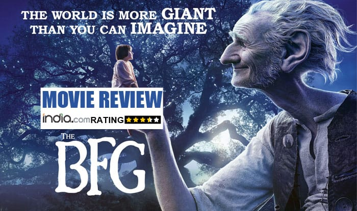 The Bfg Movie Review Steven Spielberg S Fantasy Tale Of Roald