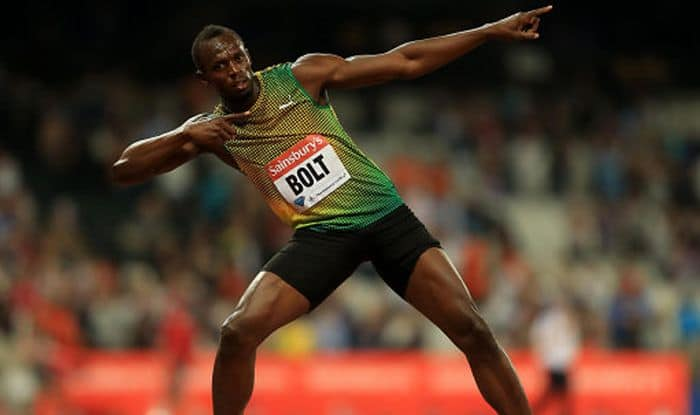 Usain Bolt refuses to shoot for ads anywhere but in his own country to give poor people employment!