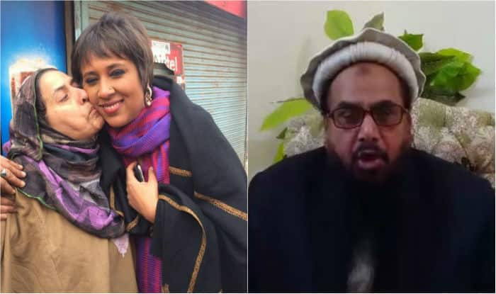Hafiz Saeed praises Barkha Dutt and Congress party on Kashmir issue (Watch Video)