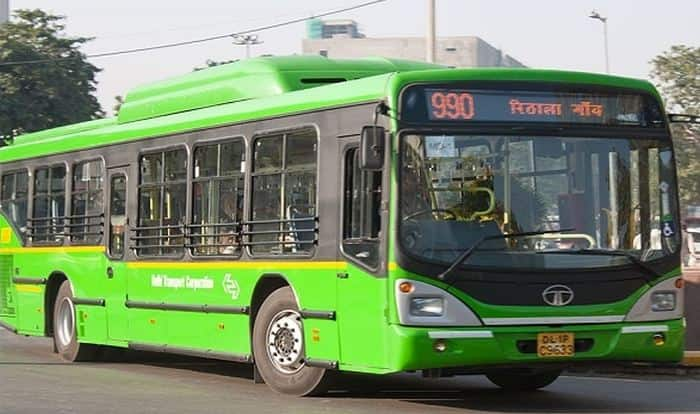 DTC Driver Suspended, Conductor Served Showcause Notice For Viral Video of Dance Inside Bus