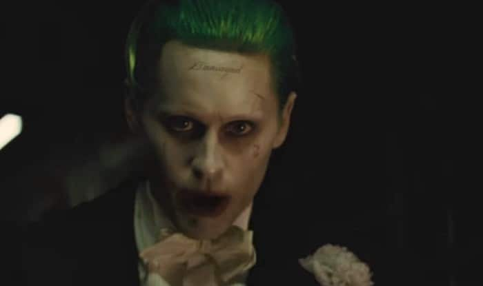 Warner Bros unveils 'Joker' from Suicide Squad in this new trailer and we cannot get over the evil laugh!