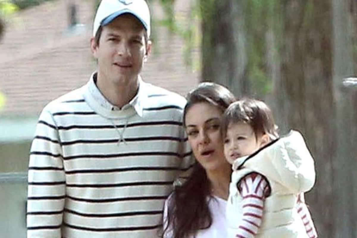 Mila Kunis Ashton Kutcher Bought Wedding Rings On E Commerce Site India Com