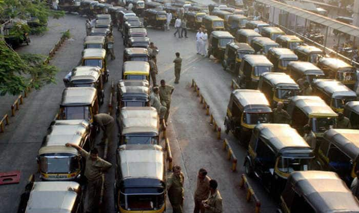 Shut Ola-Uber, Hike Fare; Auto Rickshaw Unions Threaten to go on Strike Across Maharashtra From July 9