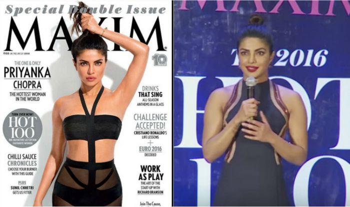 Priyanka Chopra Laughs Off Armpit Troll In True Diva Style Heres