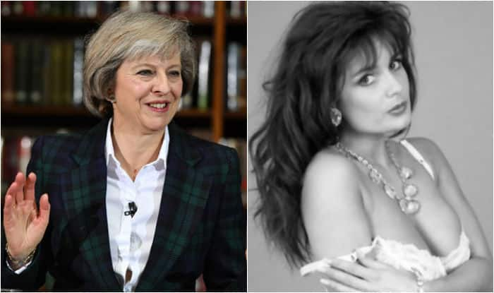 Porn star Teresa May or UK Prime Minister Theresa May: When nude model was mistaken for Britain's next Prime Minister