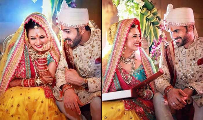 Awww! Divyanka Tripathi Dahiya and Vivek Dahiya's wedding song is a visual treat!