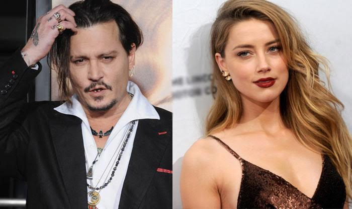 Why did Johnny Depp shout at Amber Heard?