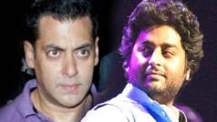 Salman Khan-Arijit Singh Controversy: Arijit Singh targets Salman Khan again | अरिजीत सिंह ने फिर की ऐसी बात जिसे सुनकर 'दबंग' सलमान खान का खून खौल जाएगा