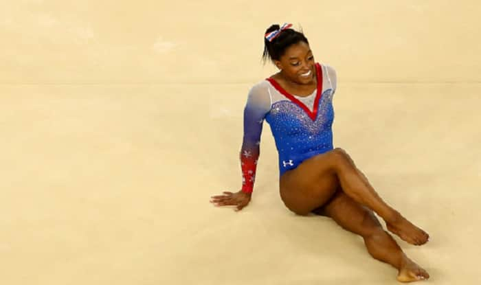 Rio Olympics 2016: Golden finale for US gymnast Simone Biles; China flop