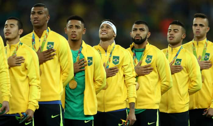 Rio 2016 Olympics Brazil Football Team: Can gold medal win give rise to new era of Brazilian football?