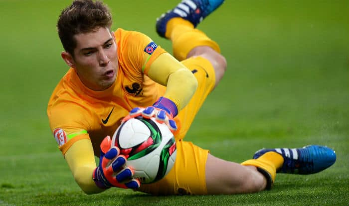 Zinedine Zidane includes son on Madrid's squad for UEFA Super Cup
