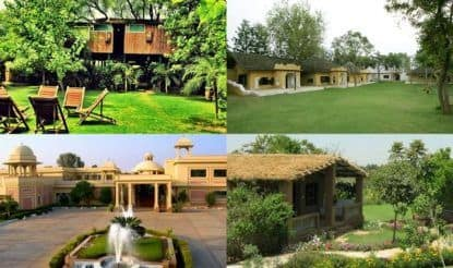 Here Are 5 of The Best Resorts For Couples That Are Close to Delhi