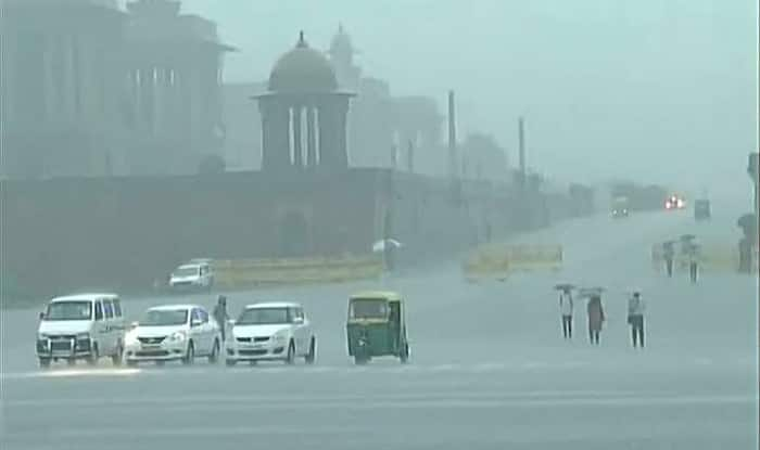 Rainfall Improves Delhi's Air Quality to 'Good', Best in Years