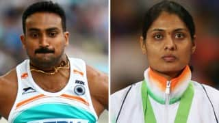 Rio 2016 Olympics India Athletics Team: Renjith Maheshwary, Srabani Nanda, Lalita Babar crash out